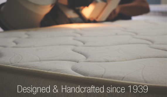 The Finest Handcrafted Mattresses