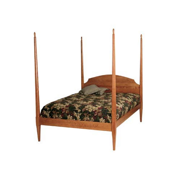 Pencil Post- Style Bed